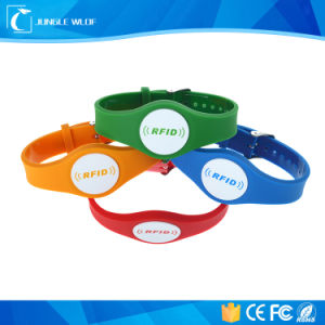 RFID Wristband Bracelet Watch Tag for Baby and Children pictures & photos