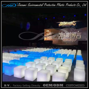 LED Plastic Furniture for Outdoor Decor for Events Parties pictures & photos