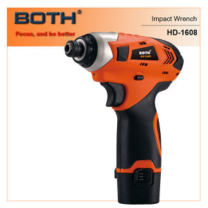 1/4′′ 2000mAh Electric Power Tools Li-ion Screwdriver (HD1608-1013) pictures & photos