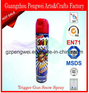 Popular Trigger Gun Snow Spray for Christmas, Festival, Carnival, Party pictures & photos