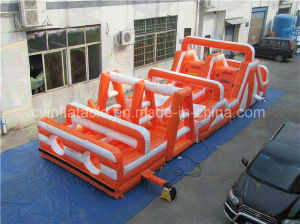 Hot Sales Inflatable Obstacle Course for Kids and Adults pictures & photos