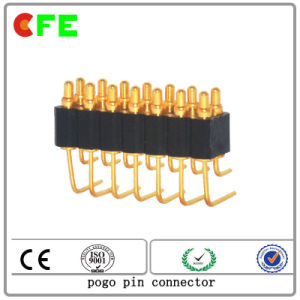 14pin Right Angle Type Spring Loaded Contact for LED Light pictures & photos