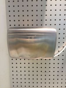 Economical Single Jet Stainless Steel Hand Dryer(AK2803A) pictures & photos