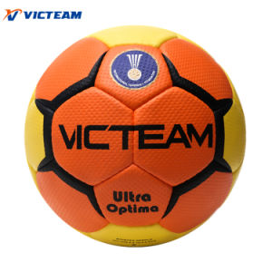 Standard Size 3 2 1 PU Leather Handball Ball pictures & photos