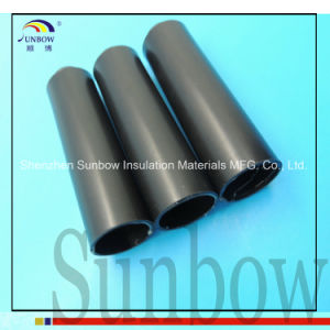 Sunbow 2: 1 Heat Shrink Adhesive Lined End Caps Heatshrink pictures & photos