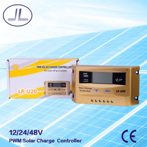 20V Intelligent Solar Charge PWM Controller pictures & photos