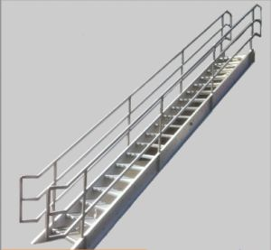 Low Carbon Steel Grating for Stair Step pictures & photos