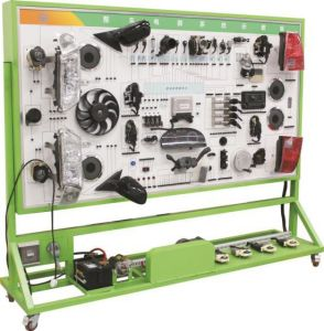 Automotive Electrical System Automotive Training Board Equipment pictures & photos