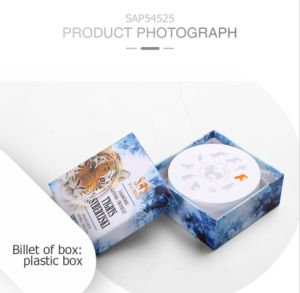 Simplicity Cartoon White Plastic Gift Display Box pictures & photos