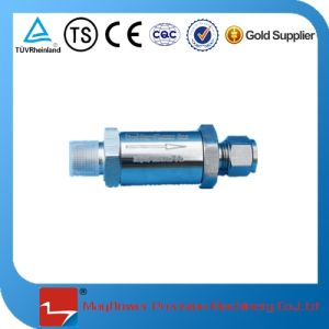 LNG Stainess Steel Ball Flow Control Valve pictures & photos