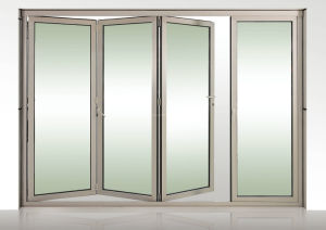 Best Selling Good Feedback Quality Guaranteed Aluminum Folding Door pictures & photos