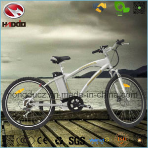 Customized Electric Mountain Bike with Disk Brake pictures & photos