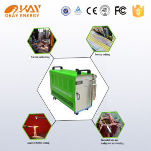 Hho Gas Technology Gold Welding Machine pictures & photos