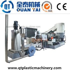 Double Stage Film Plastic Pelletizing Plant/ Granulation Machine/ Pelletizer pictures & photos