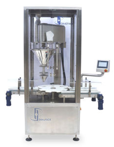 Automatic Rotary Protein Powder Filling Machine pictures & photos