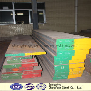 High Wear Resistance Round Bar Flat Bar Steel (SKD11, 1.2379, D2, Cr12Mo1V1) pictures & photos