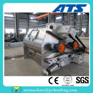 High Quality Double-Shaft Mixing Equipment with Ce BV Approved pictures & photos