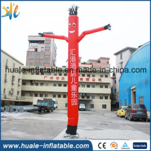 Guangzhou Huale Customized Inflatable Sky Man for Sale pictures & photos