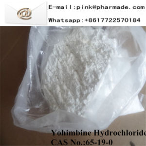 Yohimbine Hydrochloride Aphrodine Hormone Powder Men Sexual Dysfunction pictures & photos