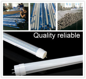 Ce RoHS Ra>80 PF>0.9 1.2m 18W T8 LED Tube Lights pictures & photos