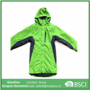 High Quality Waterproof 3-in-1 Winter Ski Jacket pictures & photos