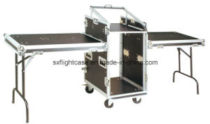 "19"" Flight Case with Red Color pictures & photos"