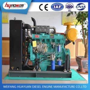 Factory Price Ricardo 90kw/1120HP R6105zd Diesel Engine with 6 Cylinder Water Cooled pictures & photos