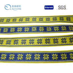 Factory Supply Fashionable Customized Jacquard Webbing pictures & photos