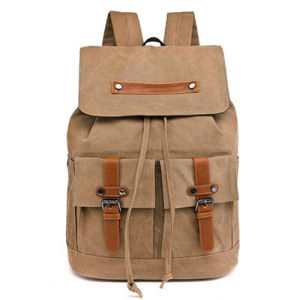 2017 Hot Sale Vintage Travel Canvas Backpack Man Bag Sy7858 pictures & photos