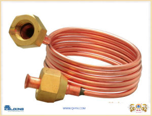 Capillary Tube with Nuts for Air Conditioning pictures & photos