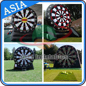 Inflatable Dartboard for Football Throwing Games, Wholesale Inflatable Foot Darts Game, Inflatable Soccer Darts pictures & photos