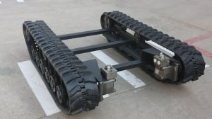 Special Rubber Track Chassis Assembly Dp-Bjlt-250 pictures & photos