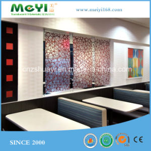 Factory Price Translucent Resin Sandwich Acrylic Panel pictures & photos