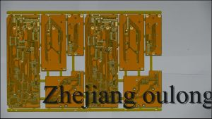 2 Layer Enig PCB with Black Solder Mask (OLDQ / OWNLONG) pictures & photos