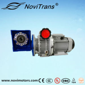 Three Phase Permanent Magnet Synchronous Motor Flexible Motors with Speed Governor and Decelerator (YFM-132/GD) pictures & photos