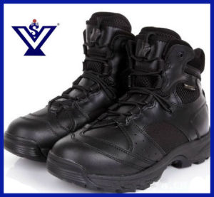Desert Military Combat Boots for Army (SYSG-559) pictures & photos