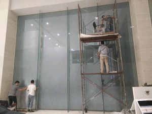 Glass Door/Window White Color Switchable Film/Smart Film/Pdlc Film pictures & photos