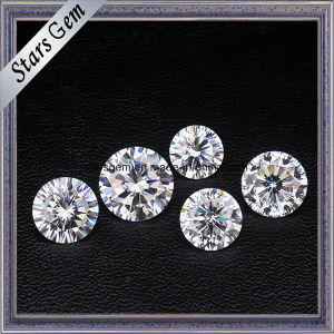 1 Carat Round Brilliant Cut Moissanite Synthetic Diamond pictures & photos