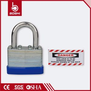Bd-J45 28mm Shackle Length Padlock Laminated Padlock pictures & photos