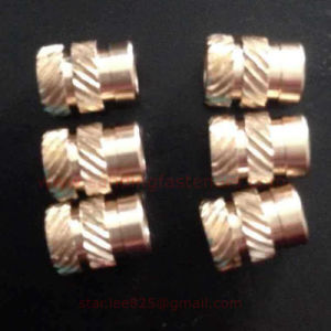 Brand New Embossed Copper Nuts pictures & photos