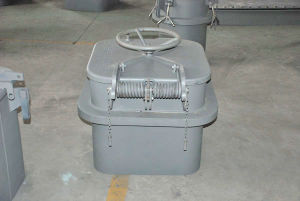 Marine Raised Spring Balanced Watertight Hatch Cover pictures & photos