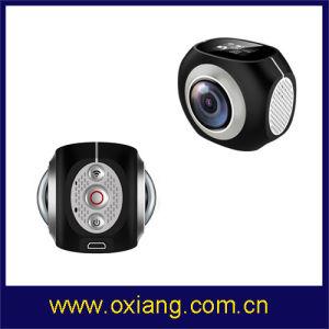Dual Lens WiFi Sport Camera Pano 360 Degree Sport Camera pictures & photos
