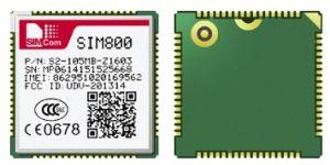 Low Power Consumption Quad-Band SIM800 Simcom GSM GPRS Module Compatible with SIM900 pictures & photos