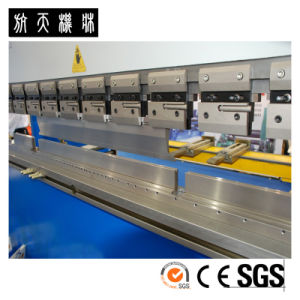 CNC Hydraulic Plate Bending Machine with ISO Certificate pictures & photos