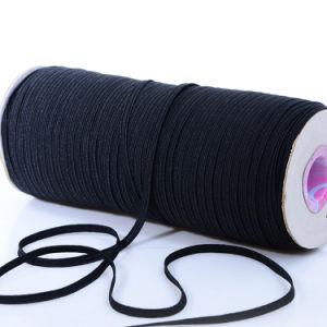 Latex Rubber Elastic Braid Tape pictures & photos