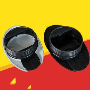 Black 60mm Oval Desk Cable Grommet pictures & photos