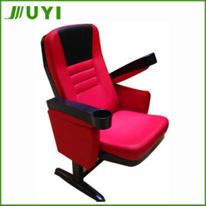 Jy-617 Folding with Cup Holder Used Theater Chair Cinema Seats pictures & photos