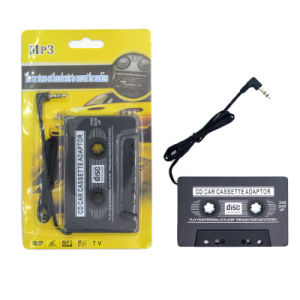 3.5mm Aux Car Audio Cassette Tape Adapter Transmitters for MP3 pictures & photos
