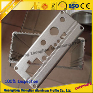 Aluminium Extrusion with CNC Deep Processing for Electronic Case pictures & photos