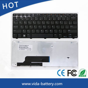 Computer Accessories/Laptop Keyboard for DELL Inspiron M101z 97nvj 097nvj pictures & photos